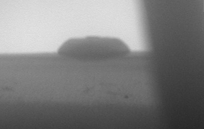 Unknown Object Caught by Mars Exploration Rover