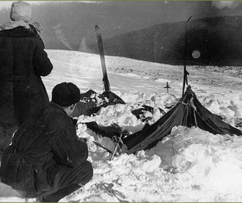 Dyatlov Pass incident **GRAPHIC**