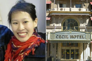 Elisa Lam and the Cecil Hotel.