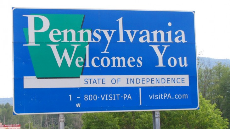 Many Strange Encounters with UFOs and Mysterious Creatures in Pennsylvania During 2015