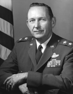 MAJOR GENERAL WILLIAM C. GARLAND