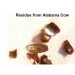 Identification of a Red-Brown Residue from an Excised Cow Discovered 2-21-2001