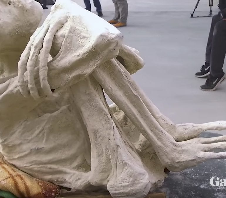 """Unearthing Nazca"": A Common Sense Approach to Analyzing The Three Fingered Mummy from Peru"