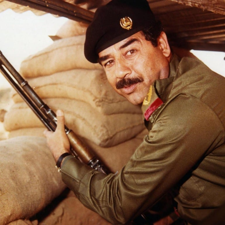 The Iraqi Perspectives Project — Saddam and Terrorism
