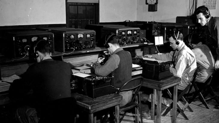 Office of Strategic Services Personnel Files from World War II