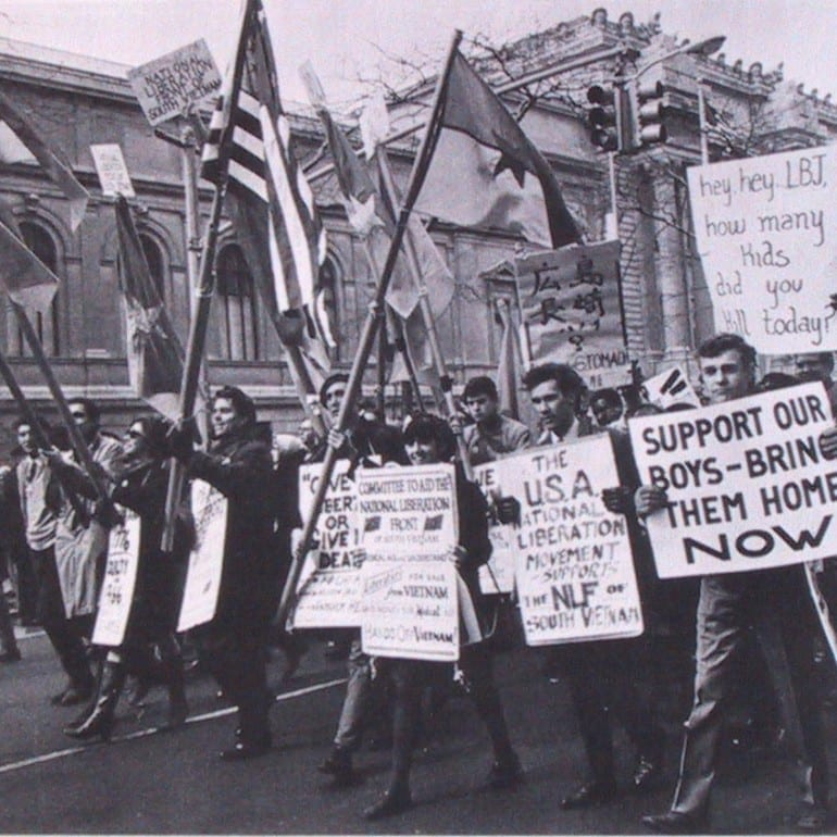 FBI Files: The Anti-War Movement
