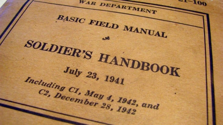 Army Field Manuals