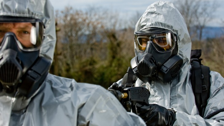 Misc. Records on Biological / Chemical Weapons