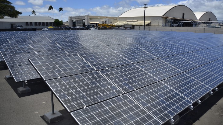 Navy Goes Green In Hawaii – But Is It Worth It?