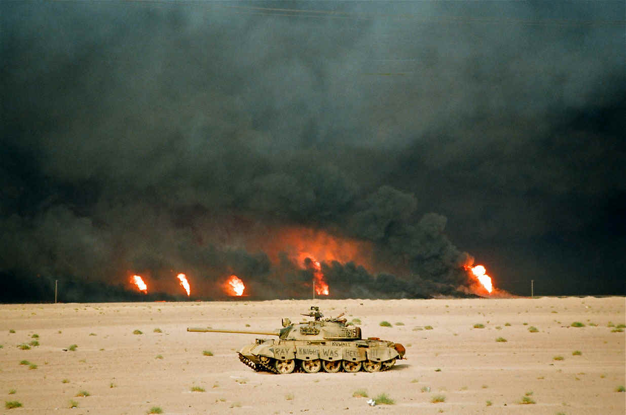 Bush orders Operation Desert Shield