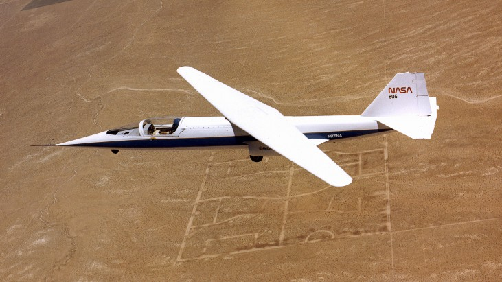NASA's AD-1 Demonstrator