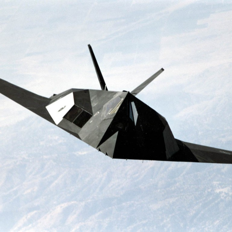 "F-117 ""Stealth Fighter"""