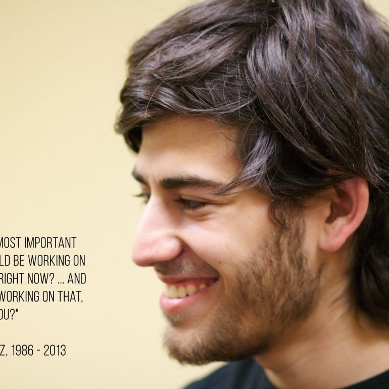FBI & Secret Service Files: Aaron Swartz