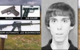 Adam Lanza – Newtown, CT Shooter – 12/14/12