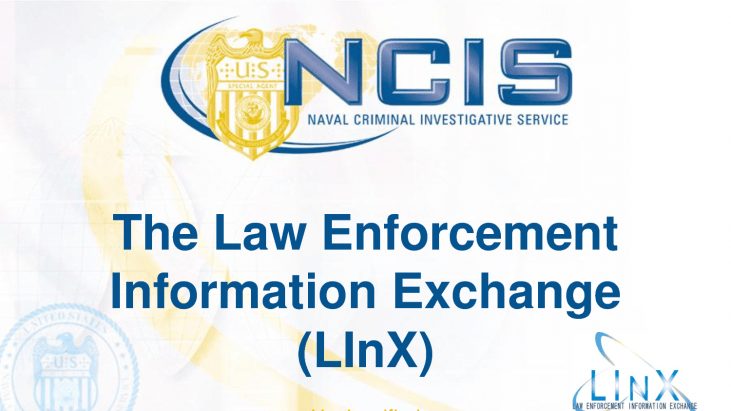 Law Enforcement Information Exchange (LInX)