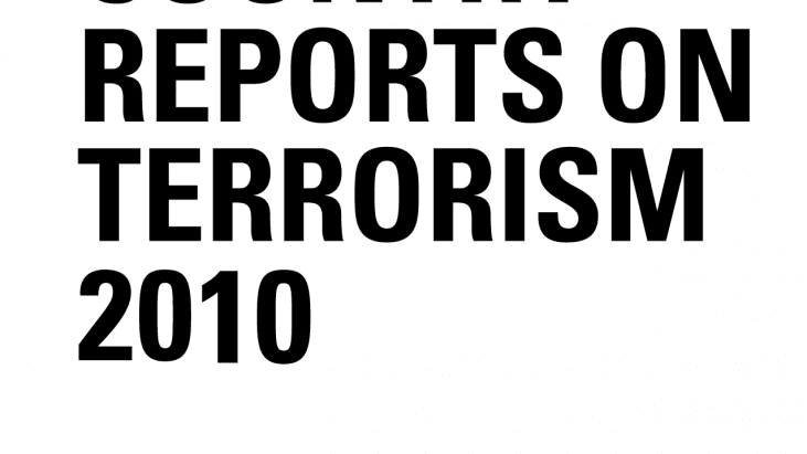 Country Reports on Terrorism