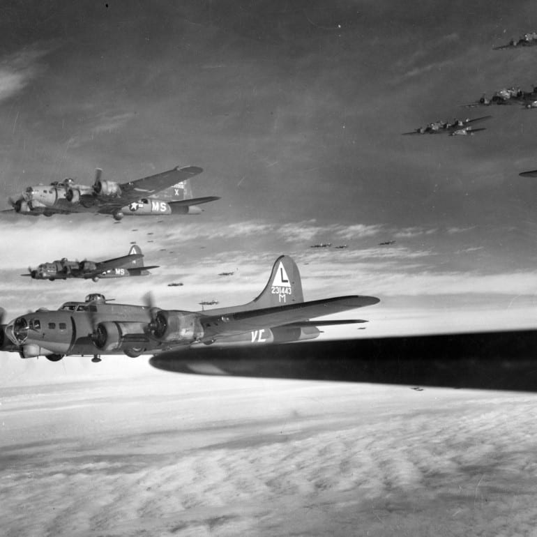 Army Air Force History in World War II
