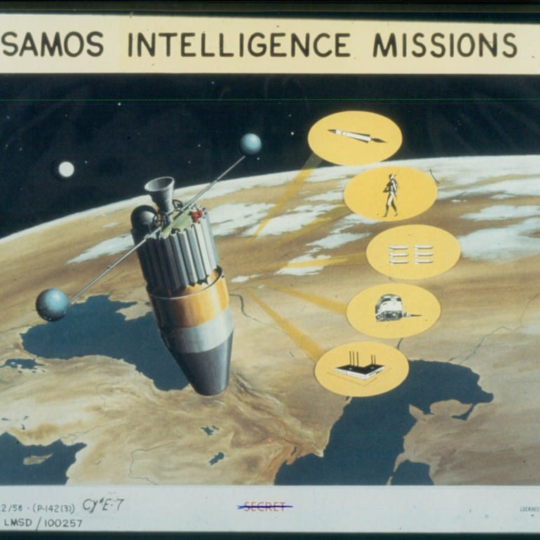 SAMOS – Satellite and Missile Observation System