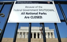 Memo prepares DOD employees for government shutdown, September 2013