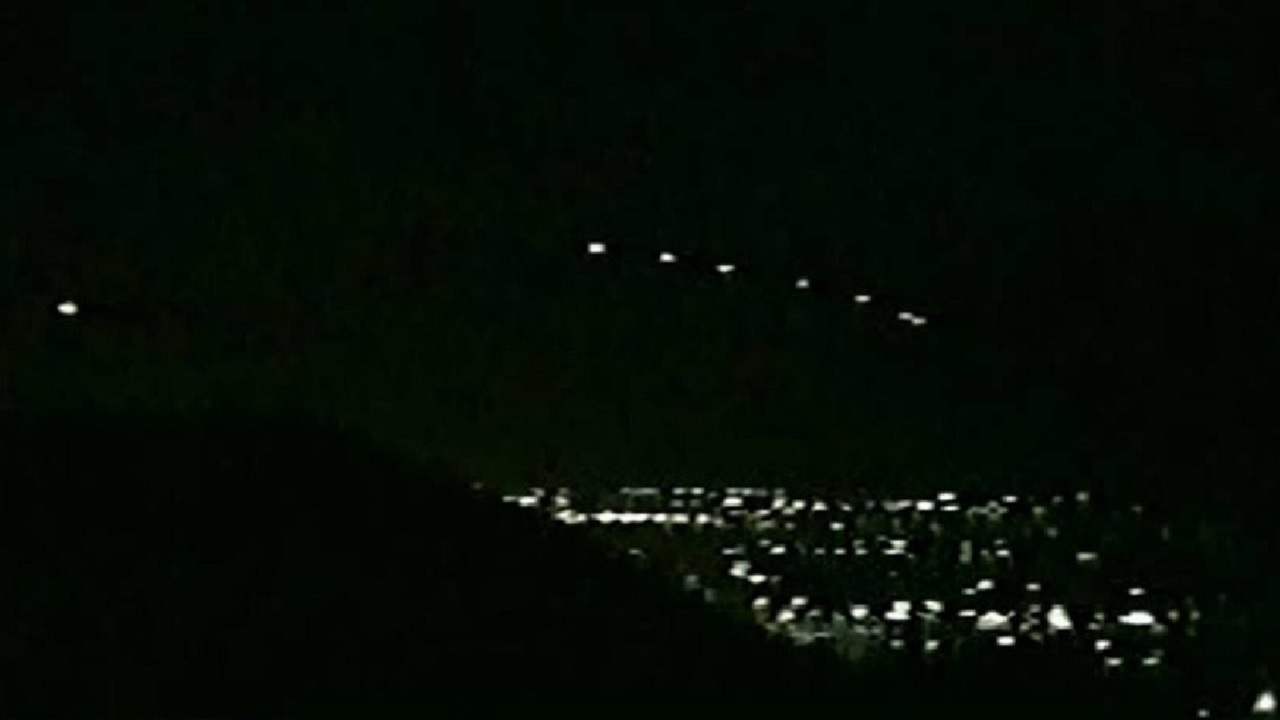 Superb The Phoenix Lights Incident, March 13th, 1997