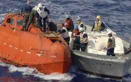 Somali Pirate Hijack & Rescue Operation, April of 2009