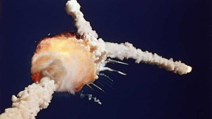 STS-51 – Challenger Disaster – January 28, 1986