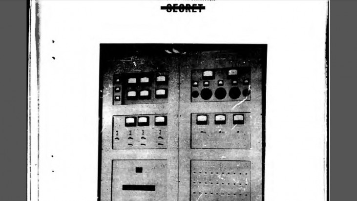 Project Counter Change / Project Corrode – Enemy Attack Defense Study, 1950s
