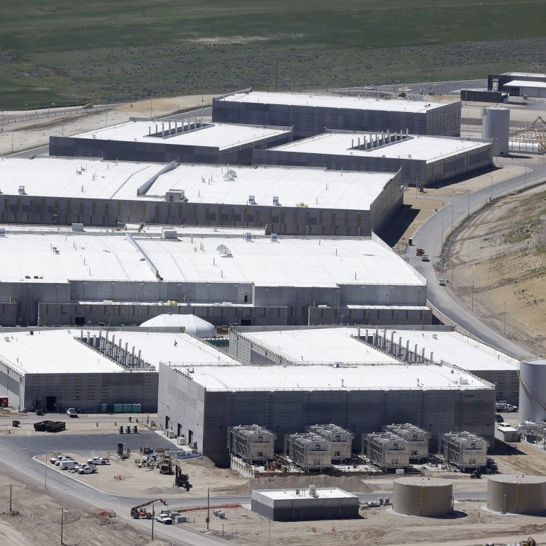 The Utah Data Center