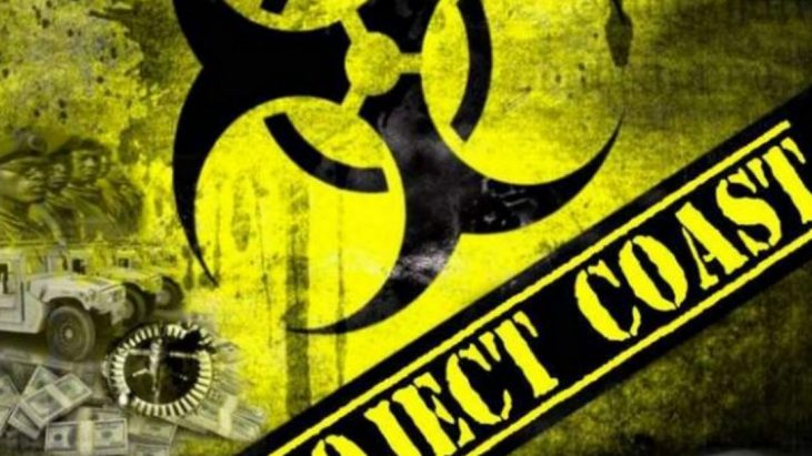 Project Coast – Chemical and biological Weapons (CBW) Program by South African Government
