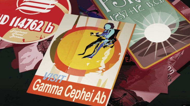 JPL Visions of the Future Posters