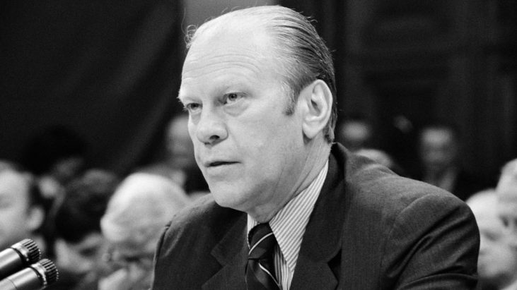 Gerald Ford Pushes for Congressional UFO Hearings in 1966