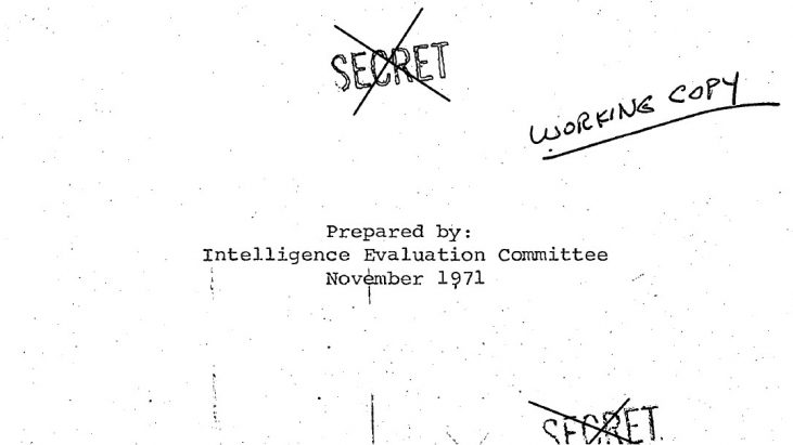 The Intelligence Evaluation Committee