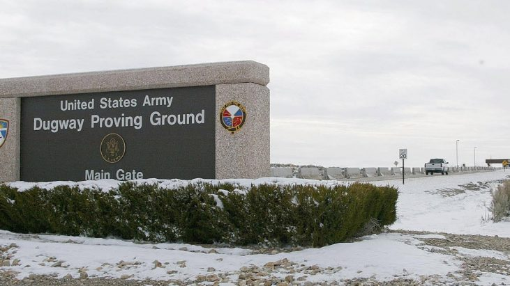 West Desert Test Center / Dugway Proving Ground Technical Report Listings
