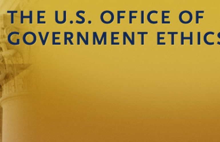 Director of the Office of Government Ethics (OGE) Appointment Calendars