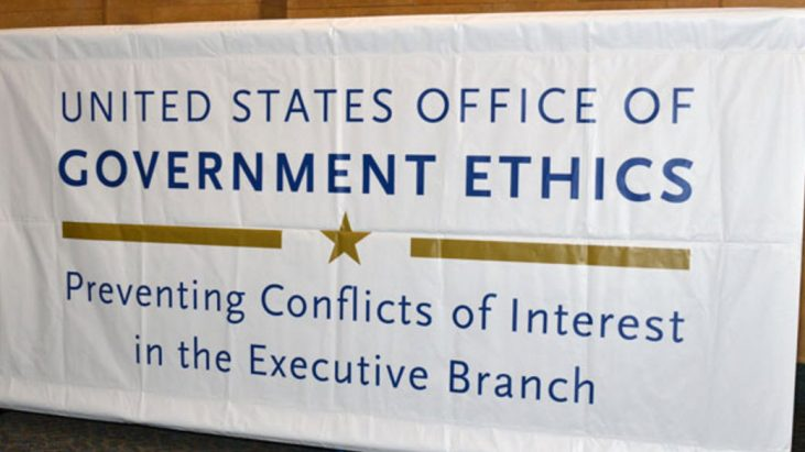 Office of Government Ethics (OGE) Website Outage, January 13, 2017