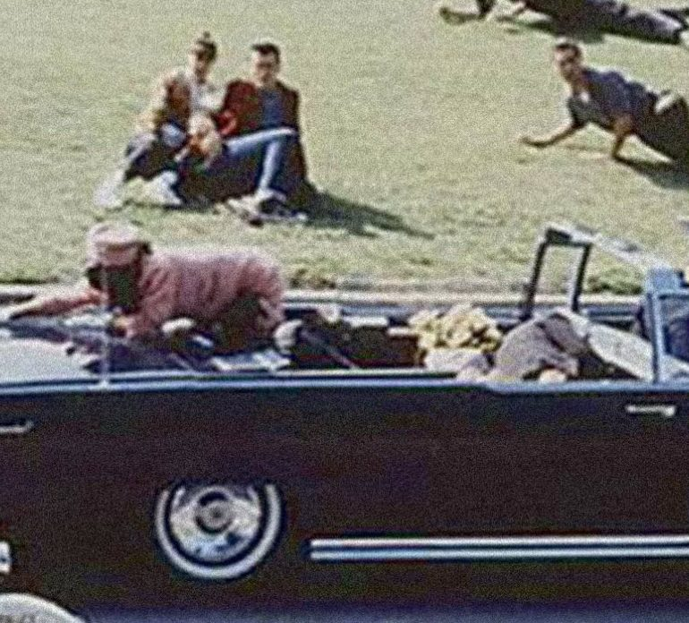 The Withheld JFK Assassination Documents