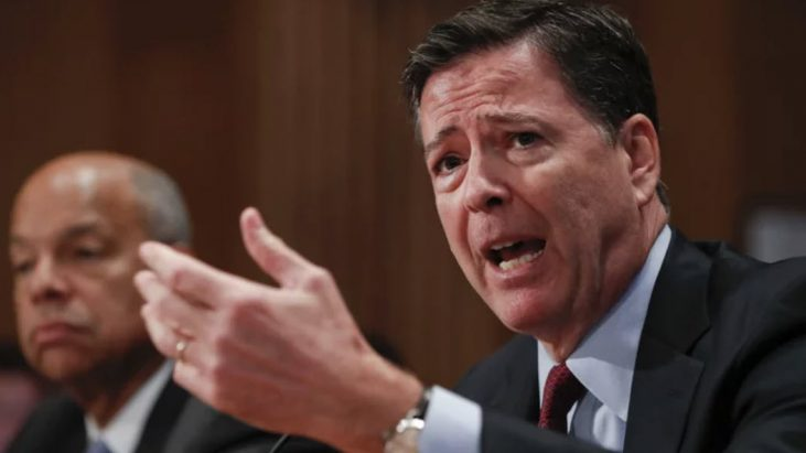 James Comey E-mails Sent to/from on July 5, 2016 – The day he made a statement on the Hillary Clinton E-mail Investigation