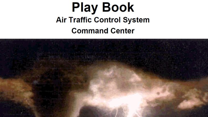 Federal Aviation Administration (FAA) National Severe Weather Playbook