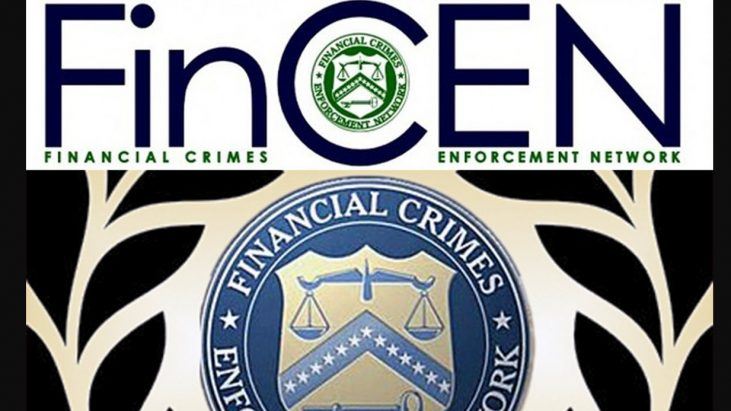 Treasury Department's Financial Crimes Enforcement Network (FinCEN) Visitor Logs