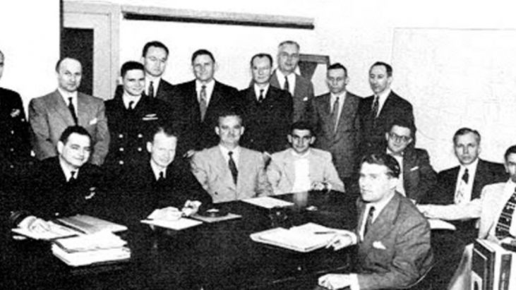 The Robertson Panel, The Scientific Advisory Panel on Unidentified Flying Objects Convened by the CIA