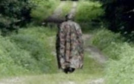 Mystery Figure Haunting The Swiss Woods For Over A Decade