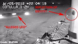 UFOs NorthWest Image Analysis