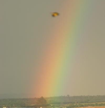 UFO over Avare, Brazil