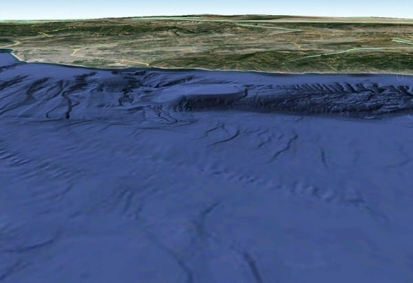 Massive Underwater Entrance Discovered Off The California Coast
