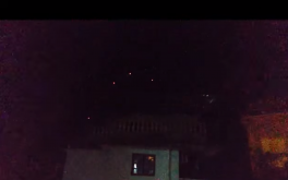 Video & Photos Taken of Triangular UFO At a Wedding Party
