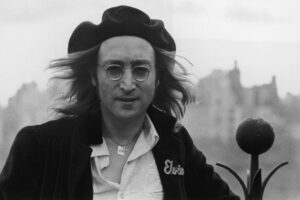 Lennon: The singer wrote about the alleged encounter in his song Nobody Told Me