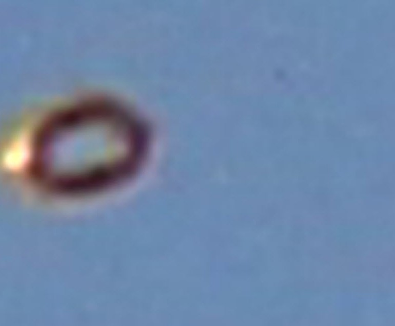 Photos of UFO over Mesa, Arizona