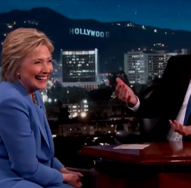 Hillary On Area 51 Secrets: 'I Think We Ought To Share It With The Public'