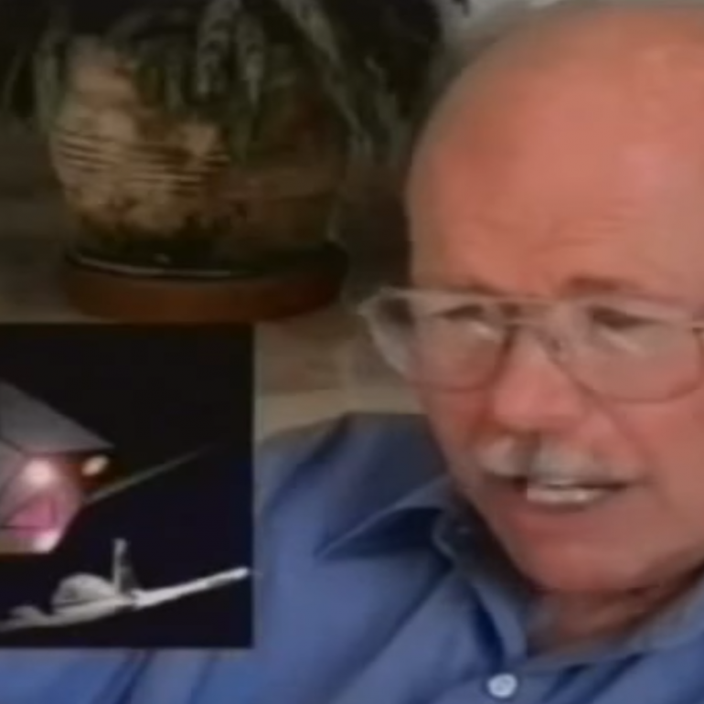 Two Dramatic Mid-Air UFO Near Misses In 1967