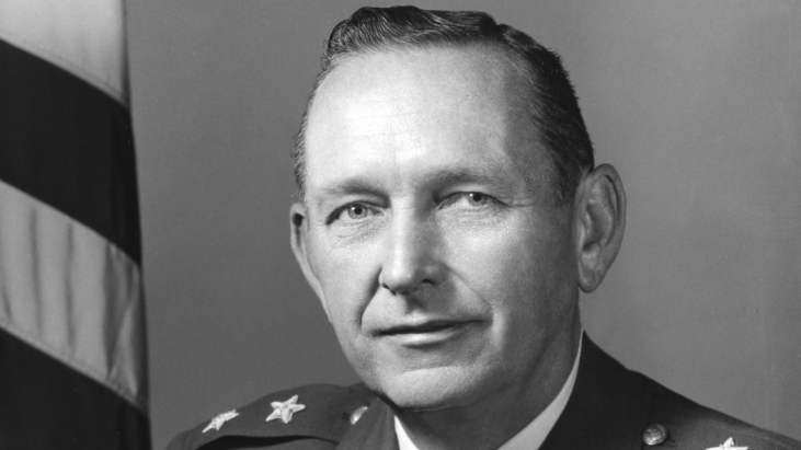 Oral History Interview with Maj. Gen. William C. Garland Regarding UFOs